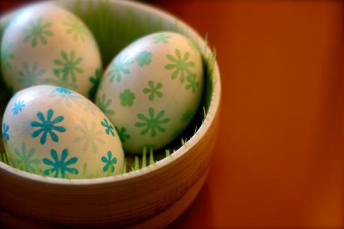 Светлый праздник ПАСХА: откуда он появился? Почему мы красим и разбиваем яйца? - №15