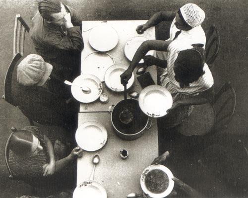 """""""Фабрика-кухня"""", 1932 год"""