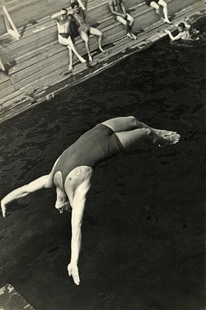 """""""Студенческий городок в Лефортово"""", 1932 год"""