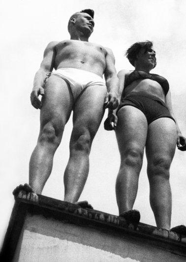 """""""Двое"""", 1932 год"""