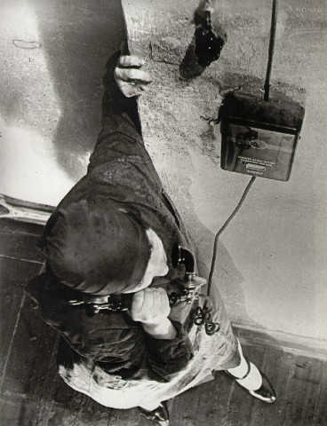 """""""У телефона"""", 1928 год"""
