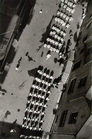 Демонстрация, 1928 год