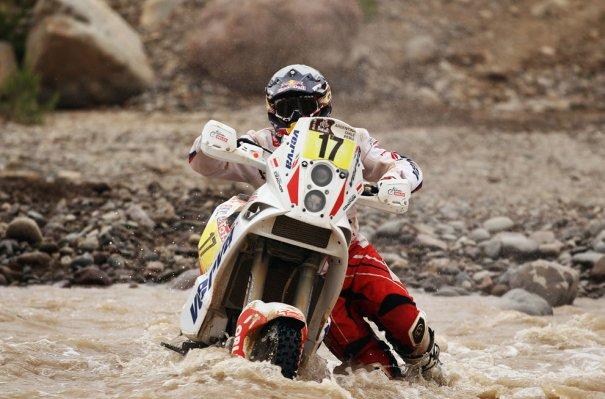 Ралли Дакар-2012, фотограф: Bryn Lennon