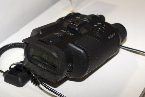 Цифровой бинокль с возможностью записи видео в HD (DEV-5)