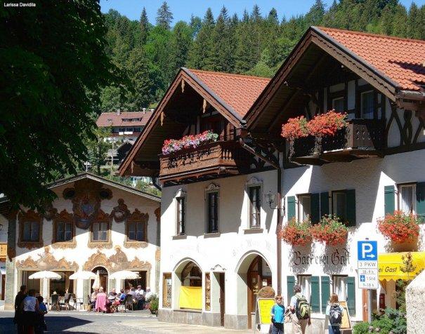 Бавария-сказочная страна