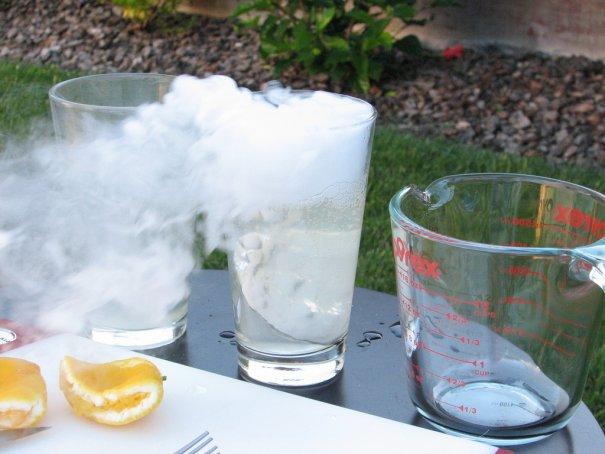 СОВЕТЫ: Применение сухого льда в фотографии! - №6