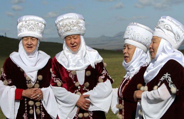 Фестиваль Киргизского фольклора, фото: Владимир Пирогов