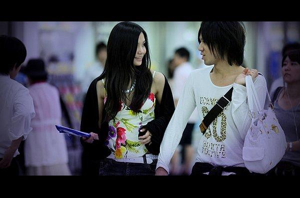 """Святящаяся пара"", фото: James Yeung"