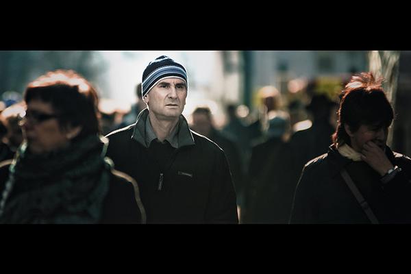 """Голубая шапка"", фото: Joep Roosen"