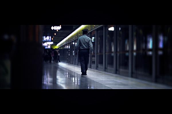 """""""Станция метро"""", фото: Peter"""