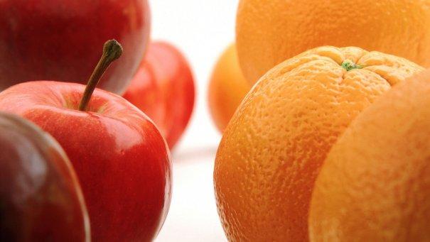 Как правильно фотографировать фрукты? - №18