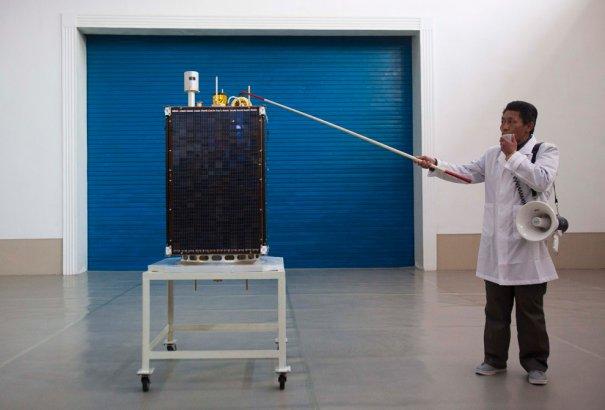 Ученый физик-ядерщик, Северная Корея, 2012 год