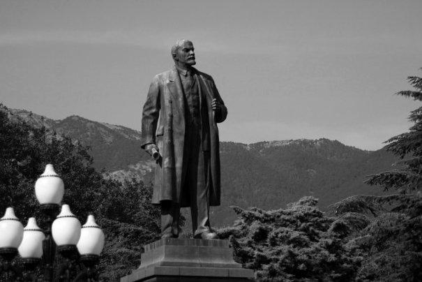 Памятник Ленину В.И., Ялта