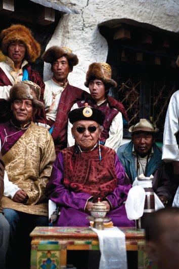 Джигме Палбар Биста - король Мустанга, фестиваль ТиДжи, фото: Тэйлор Вэйдман