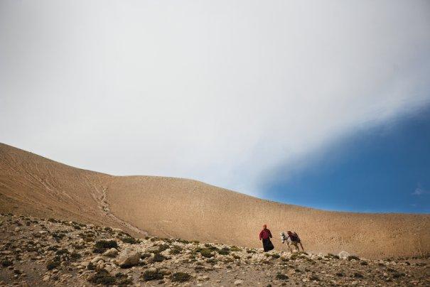 Путь монаха в королевство Мустанг, фото: Тэйлор Вэйдман.