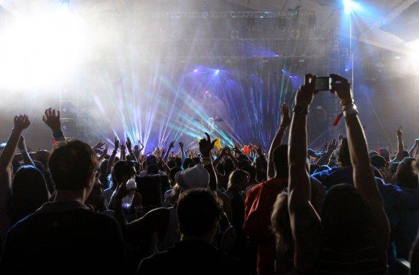Любители творчества  DJ Avicii, фото: Mark Davis