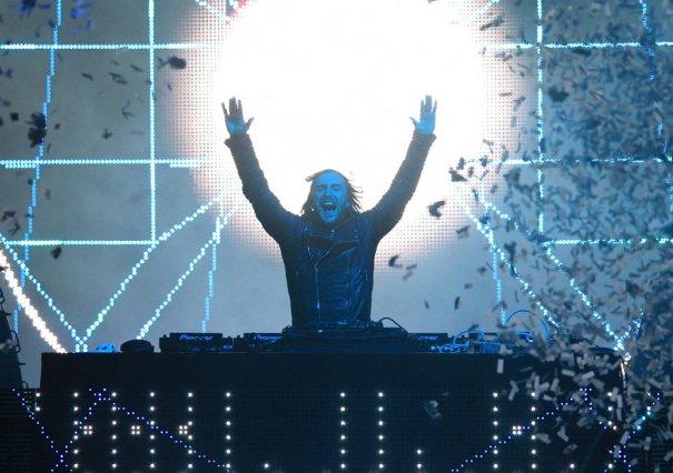 DJ David Guetta, фото: Mark Davis