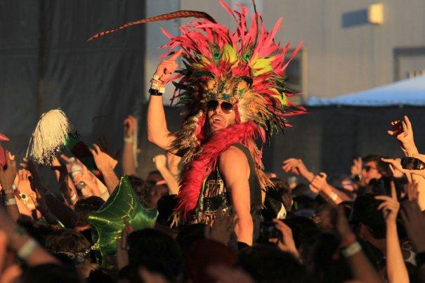Верные фанаты, Коачелла - 2012, фото: Mark Davis