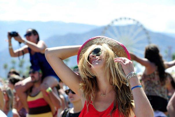 Танцующие фанаты, день 3, фото: Frazer Harrison