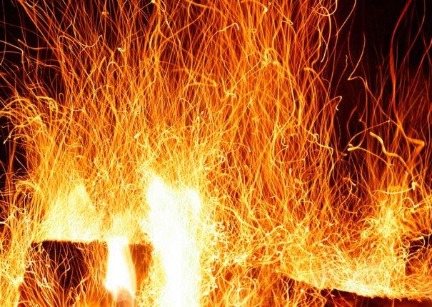 Как правильно фотографировать огонь? - №4