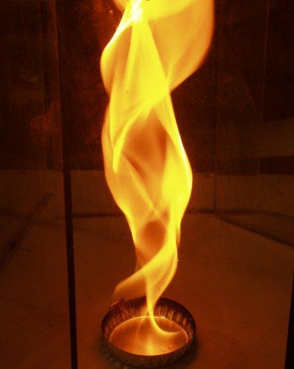 Как правильно фотографировать огонь? - №5