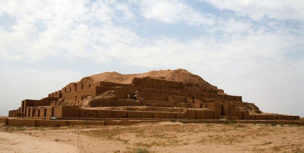 Город Зиккурат был построен в 1250 году до н.э. царем Унташ-Напириша, фото: Raheb Homavandi