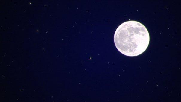 Как правильно фотографировать Солнце и Луну? - №11