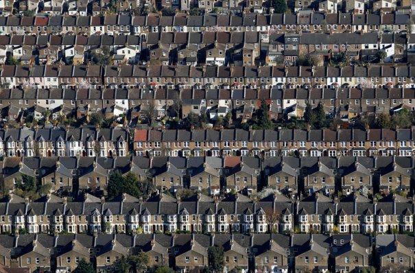 Олимпийская деревня, Лондон, фотограф: Stefan Wermuth