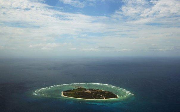 Остров леди Эллиот, фотограф: Mark Kolbe