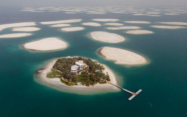 "Курортный проект ""Острова  THE WORLD"", Дубаи, фотограф: Jumana El Heloueh"
