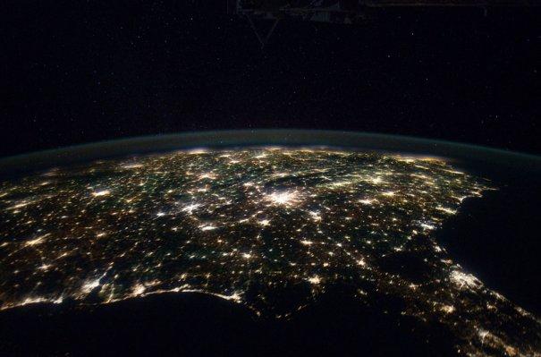 Ночная жизнь южных штатов США