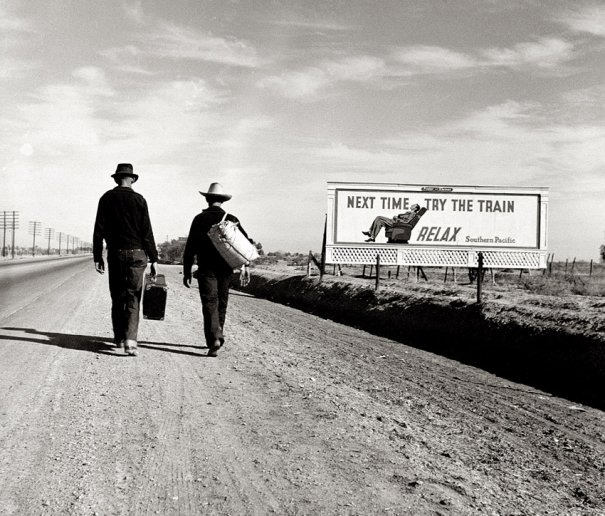 Калифорния ( март, 1937 г.), фотограф: Доротея Ланж