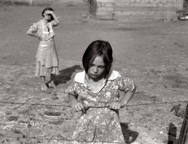 Вашингтон, (август, 1939 г.), фотограф: Доротея Ланж