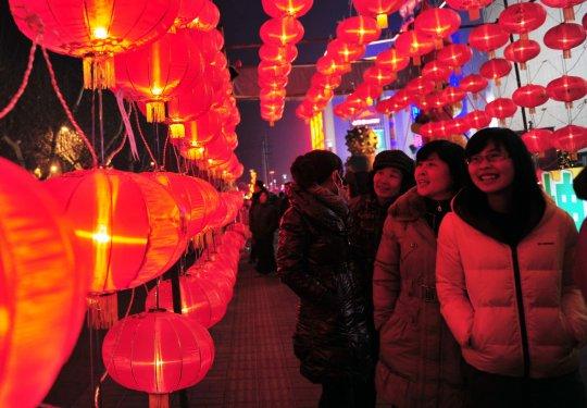 Цзинань, Китай (фото: Zhu Zheng)