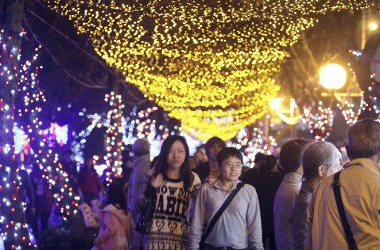 Тайпей, Тайвань (фото:Chiang Ying-ying)