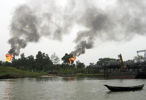 район Абама, Байелс, Нигерия, фото: Tom Ashby