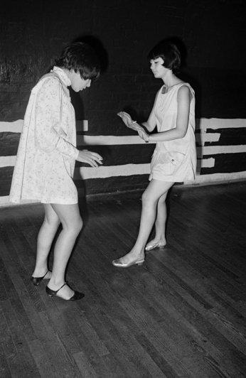 """клуб """"Шпоры"""", январь, 1968 год"""