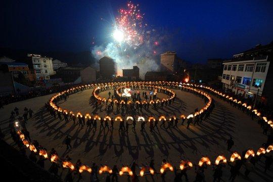 Ксианью,Китай (фото:Xu Yu )