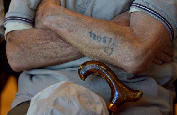 Идентификационный номер солдата -участника Второй Мировой войны, фото: Nikolas Giakoumidis