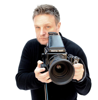 Знаменитый фотограф Джон Ранкин Уоделл