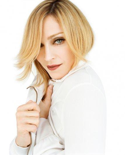 Мадонна, фотограф: Джон Ранкин