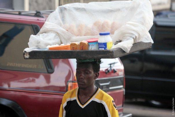 Сьерра-Леоне, фото: Артемий Лебедев