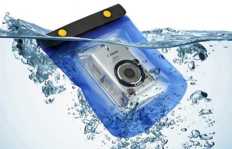 Какая аппаратура нужна, чтобы фотографировать под водой? - №5