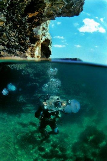 Какая аппаратура нужна, чтобы фотографировать под водой? - №4