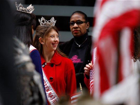 Королева красоты (фото: Крис Коррадино)