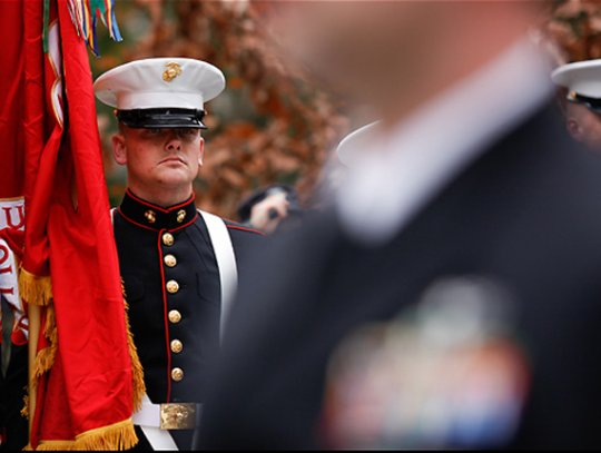 Солдаты (фото: Крис Коррадино)