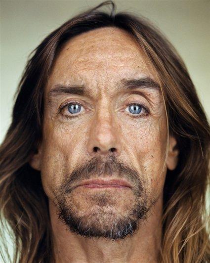 """Игги Поп, фотокнига """"Портреты: 1998-2005"""", фотограф: Мартин Шоллер"""