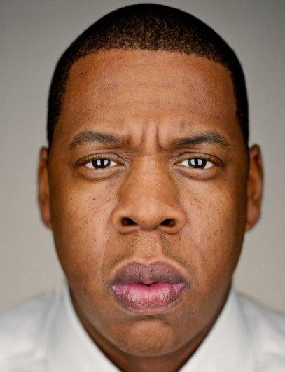 "Jay-Z, фотокнига ""Портреты: 1998-2005"", фотограф: Мартин Шоллер"
