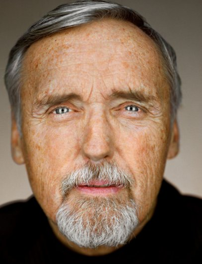 """Дэнис Хоппер, фотокнига """"Портреты: 1998-2005"""", фотограф: Мартин Шоллер"""