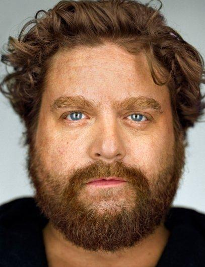"Зак Галифианакис, фотокнига ""Портреты: 1998-2005"", фотограф: Мартин Шоллер"